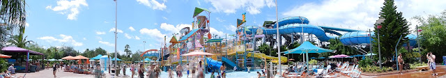 Parque Aquática - Orlando