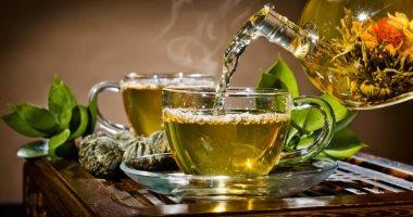 فوائد وأضرار الشاى الاخضر