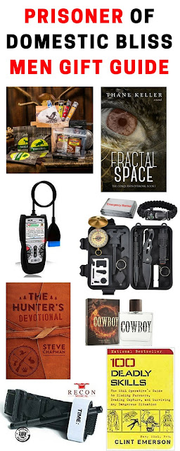 manly gifts. masculine gifts. adventure men gifts. christmas men gifts.