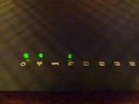 ASUS RT-N12E LED