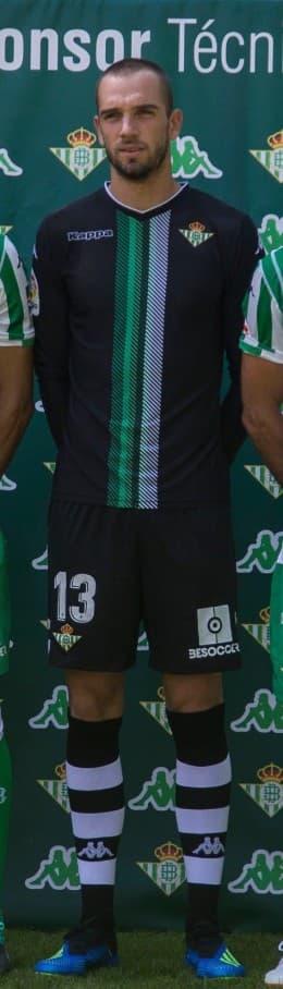 レアル・ベティス 2018-19 ユニフォーム-ゴールキーパー
