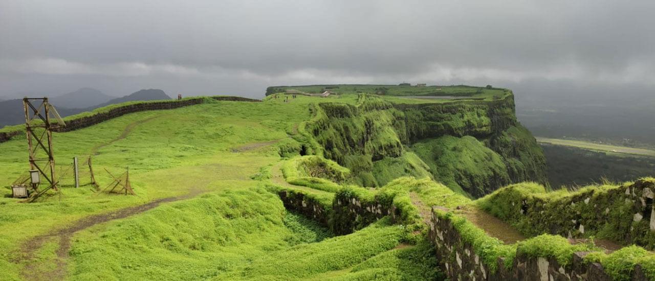 कोरीगड-कोराईगड किल्ला - Korigad Fort