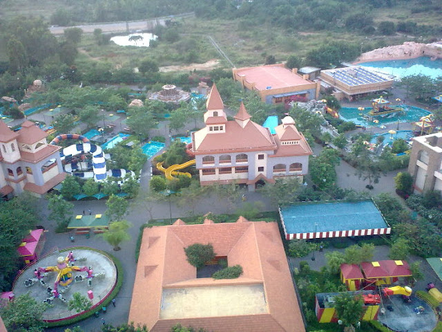 Wonderla in Banglore