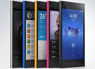 Harga Xiaomi Mi 3 Terbaru, Dilengkapi Dengan Kamera 13 MP dan 2 MP