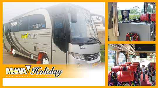 PO. Bus Pariwisata Di Bandung Dengan Fasilitas Terbaik MAWA HOLIDAY