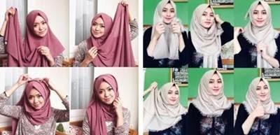 Aplikasi Tutorial Hijab Terbaru