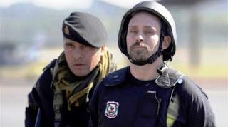 """""""Vamos a pedir la colaboración de fuerzas de seguridad extranjeras en la Argentina porque la vida de Pérez Corradi corre peligro a los efectos de cuestiones vinculadas al terrorismo internacional"""", dijo Carlos Broitman."""