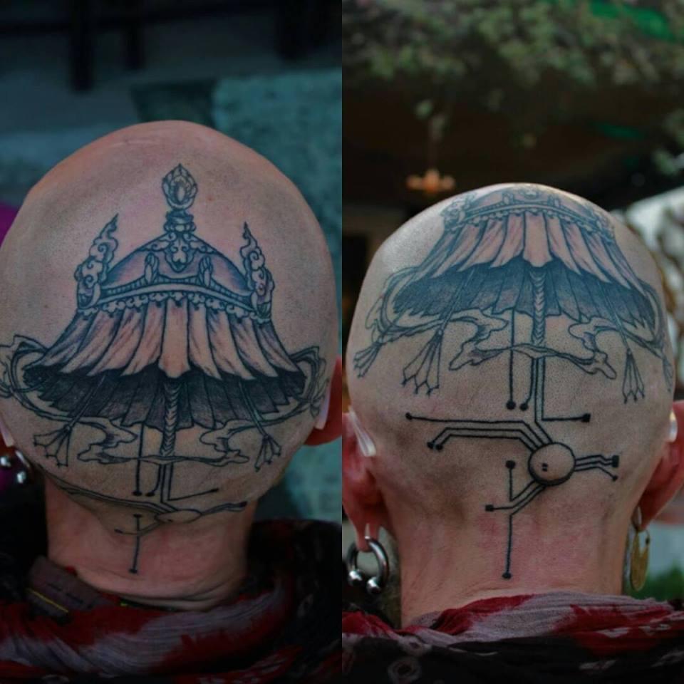 Best Tattoo In Kathmandu And Pokhara Nepal: Funky Buddha Tattoo: Thamel, Kathmandu