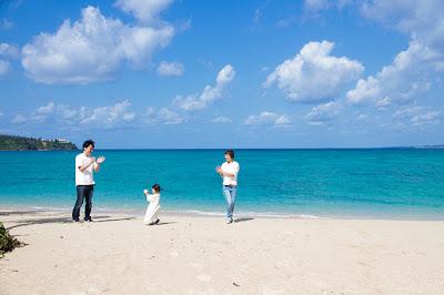 沖縄 家族写真 ロケーション