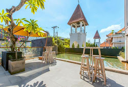 Rekomendasi Harga Sewa 200000 An Di The Edelweiss Boutique Hotel Kuta Bali