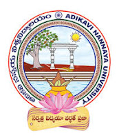 Adikavi Nannaya University Time Table 2017