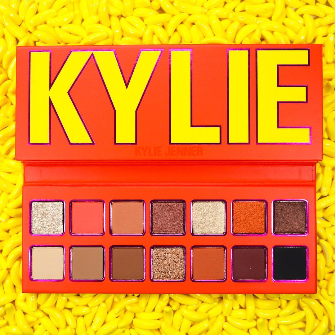 Kylie Cosmetics Summer 2018 Collection