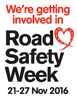 We're Getting involved in Road Safety Week