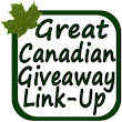 The Great Canadian Giveaway Link-Up ~ Week of January 23rd | Maple Leaf Mommy | Canadian Reviews and Giveaways, plus excerpts from my life as a Mom.