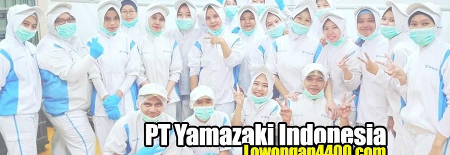 Lowongan Kerja PT Yamazaki Indonesia - Kawasan GIIC Cikarang