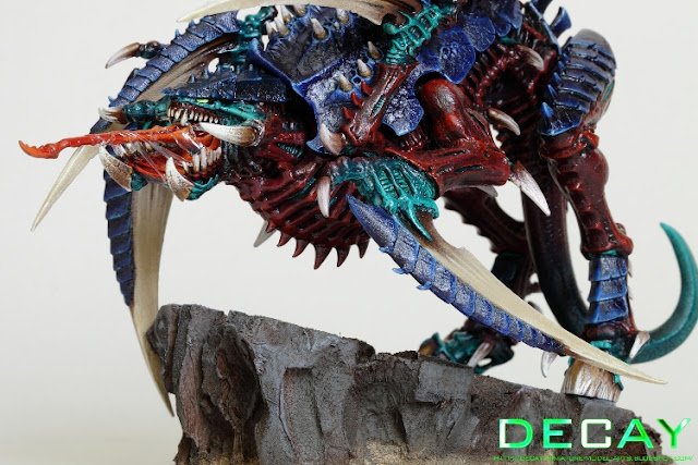 Warhammer 40K Tyrannofex by DECAY photo