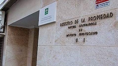 Imagen de un Registro de la Propiedad