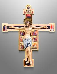 ALBL Oberammergau: The San Gimignano Crucifix