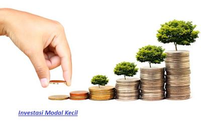 panduan investasi modal kecil untung besar