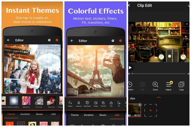 aplicaciones para editar video