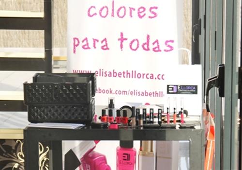 Productos de maquillaje elisabeth llorca merienda blogger san vicente
