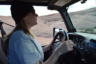 Off Roading in Moab