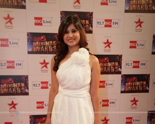 1d38138 tapeshwari sharma at big television awards at yashraj studios.jpg