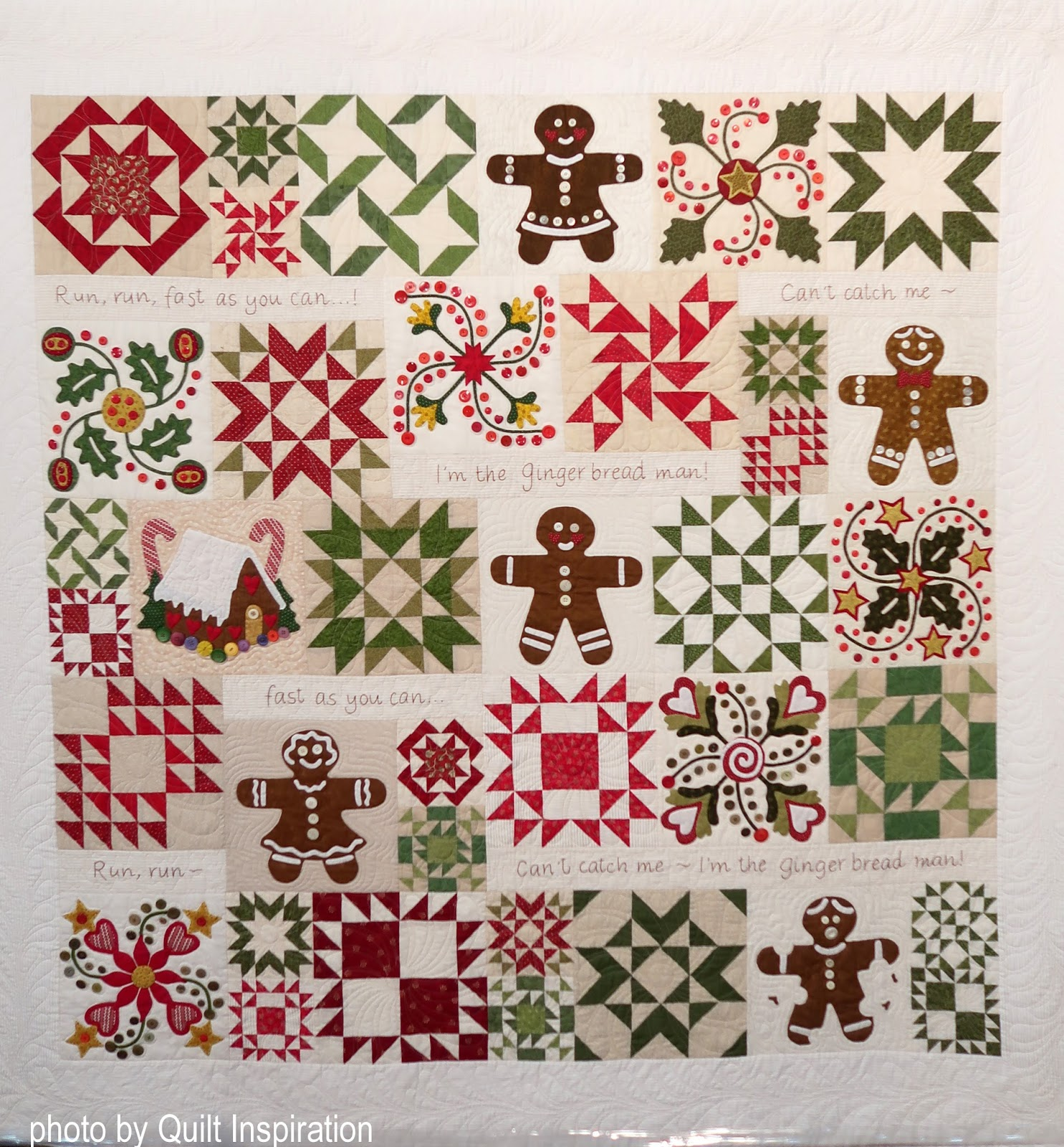 Quilt Inspiration 24 Days Of Christmas At Quilt