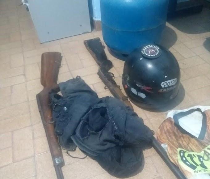 Polícia Militar prende indivíduo acusado de roubo em Miguel Calmon