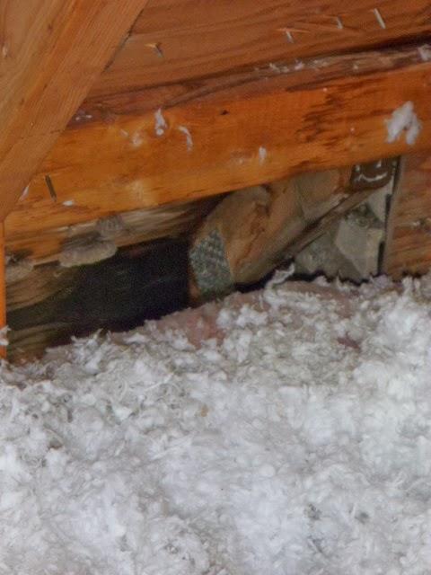 Indoordoctor On Indoor Air Quality Broken Fiberglass