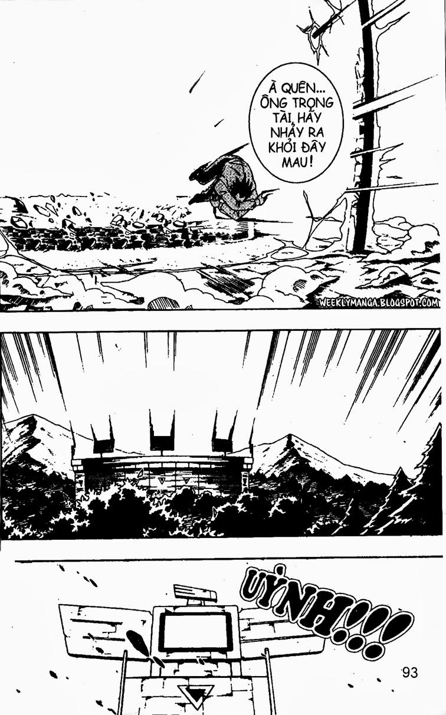 Shaman King [Vua pháp thuật] chap 139 trang 18
