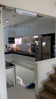 Gambar Kitchen Set Terbaru Minimalis