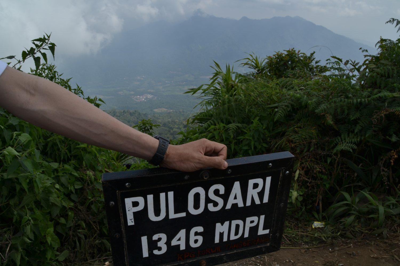 Gunung Pulosari Banten
