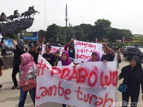 Tim Prabowo Meminta Prabowo Minta Maaf Soal Menyingung Tampang Boyolali
