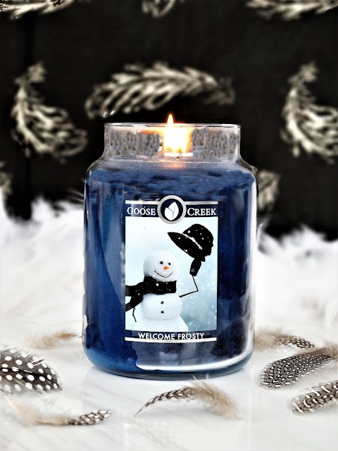 Welcome Frosty Goose Creek, avis welcome frosty goose creek, welcome frosty goose creek candle, bougie welcome frosty goose creek, revue welcome frosty goose creek, avis bougie goose creek, goose creek candle review, goose creek candle welcome frosty review, welcome frosty candle