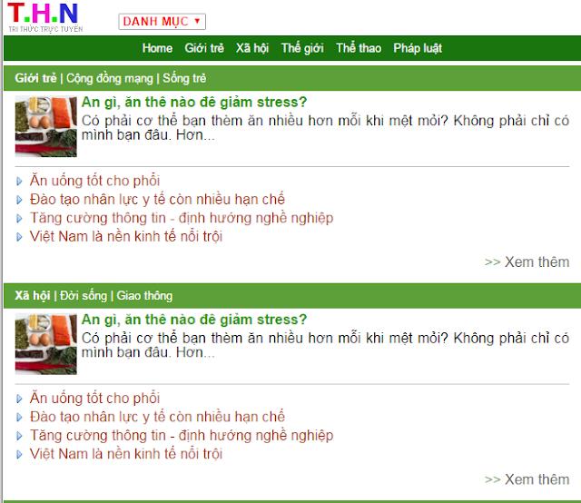 Blogspot zing news share temp miễn phí