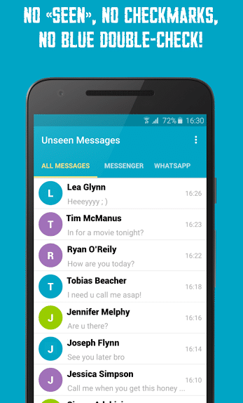Easy Way Without Being Found! Read Messages Facebook and WhatsApp Secretly! 2