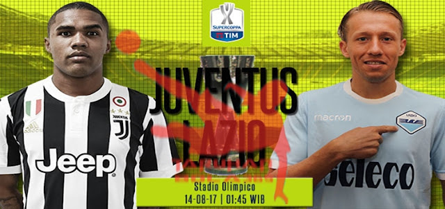 Prediksi Taruhan Bola 365 - Lazio vs Juventus 14 Agustus 2017