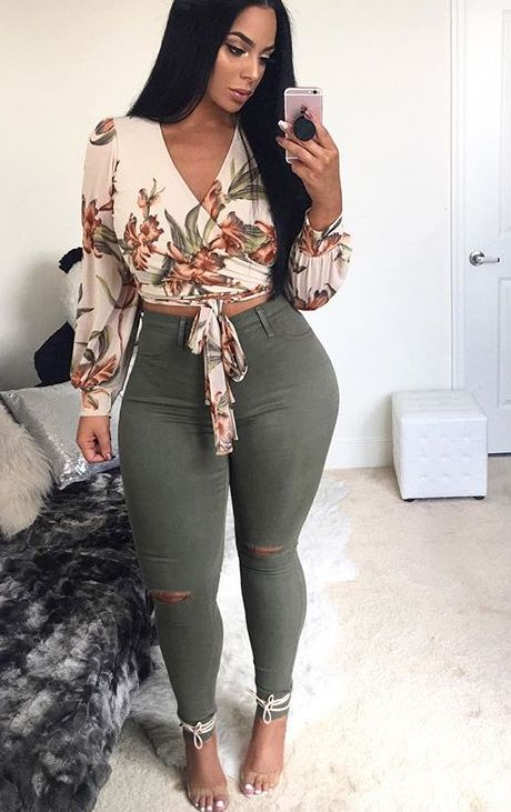 Sexy Casual Wears On Instagram