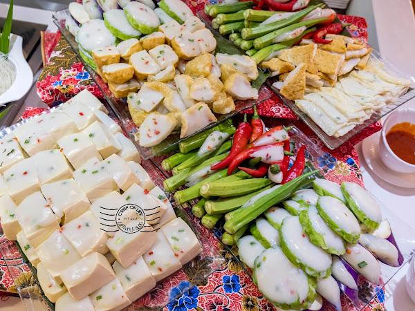 Ali Baba & The 40 Dishes Ramadan Buffet 2018 @ C'est Si Bon Restaurant, Vouk Hotel