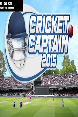 Cricket Captain 2015 PC Game Download