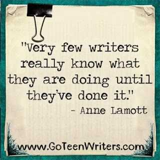 Ann Lamott on GoTeenWriter