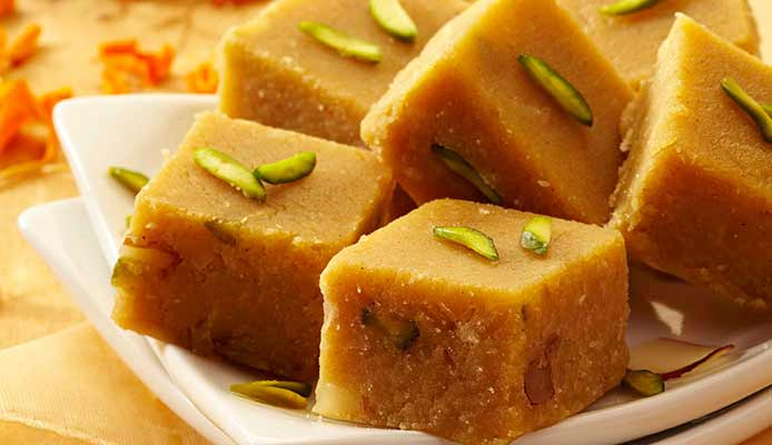 How to make Chana Dal Burfi Recipe