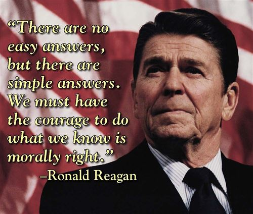 Best Memorial Day Quotes Of Ronald Reagan
