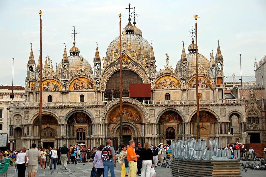Turismo en Venecia - Basílica de San Marcos
