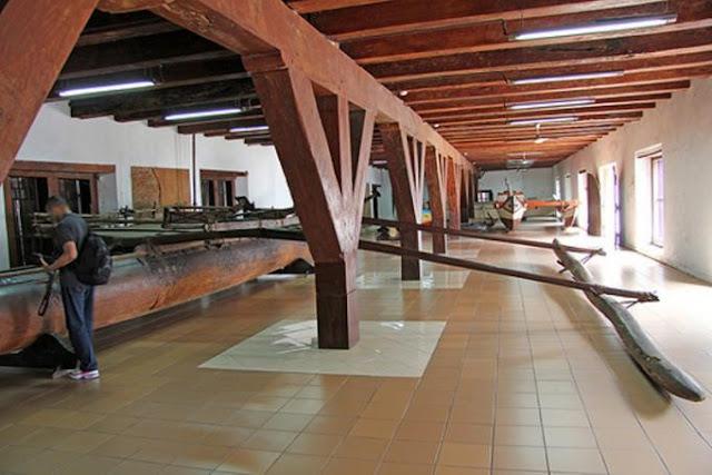 Info museum Bahari Jakarta.