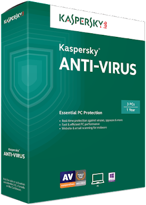 [GIVEAWAY] Kaspersky Anti-Virus [ASUS ROG Only] [1 Full Year Protection]