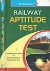 Railway Aptitude & Psychological Test by R Gupta in English pdf Download