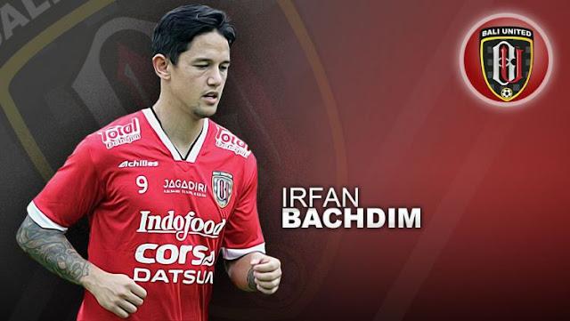 Irfan Bachdim termasuk Tujuh Pesepakbola Indonesia Dengan Penghasilan Tinggi