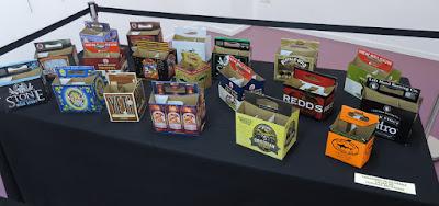 Cajas de cerveza artesana de Fernando Blés